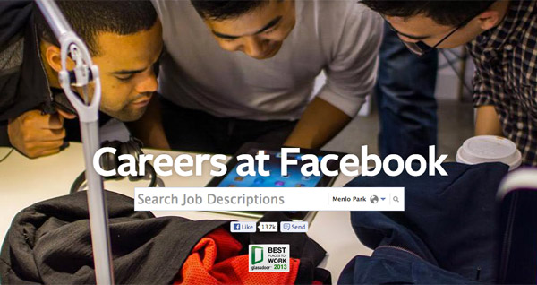 Facebook Careers