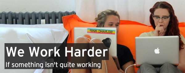 SoundCloud Careers - We Work Harder