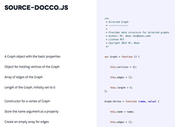 Jsdoc Templates | Choosing A Javascript Documentation Generator Jsdoc Vs Yuidoc Vs