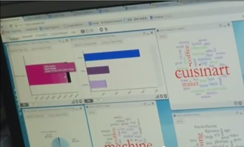 Nestle DAT personal dashboards