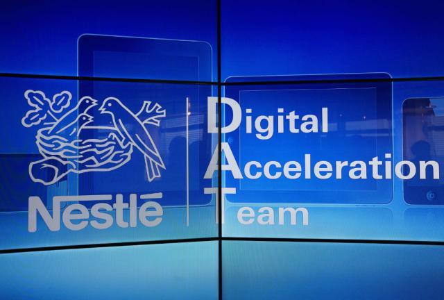 Nestle Digital Acceleration Team