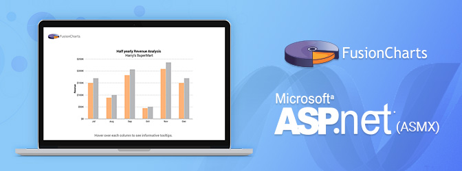 Integrating FusionCharts with .NET Web Service(ASMX) thumbnail