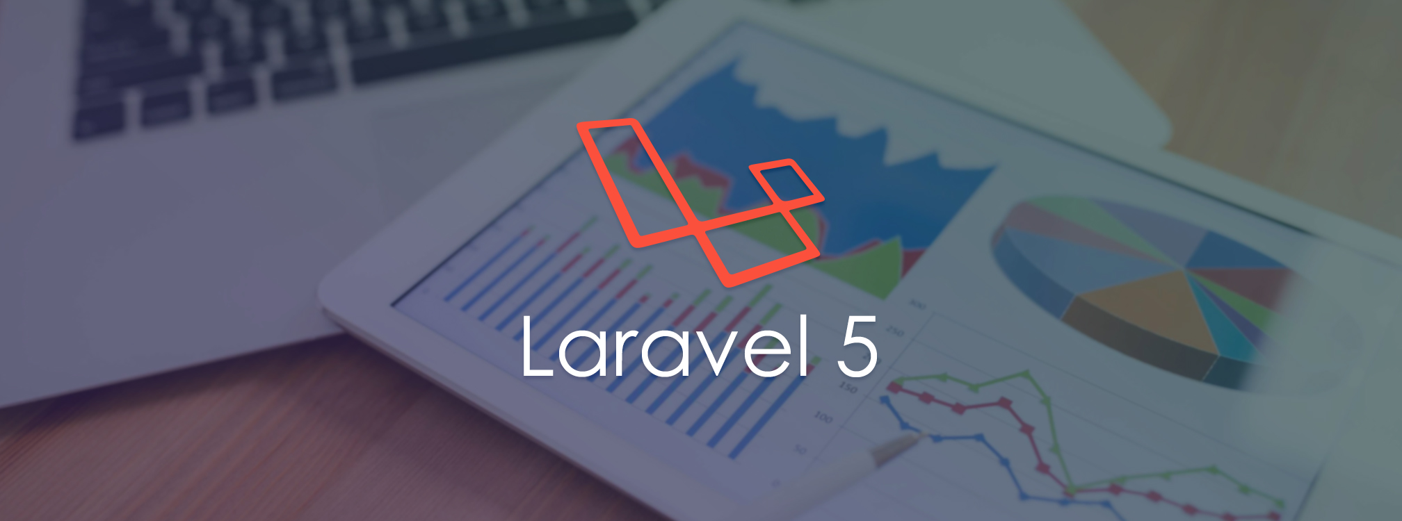 create charts with laravel