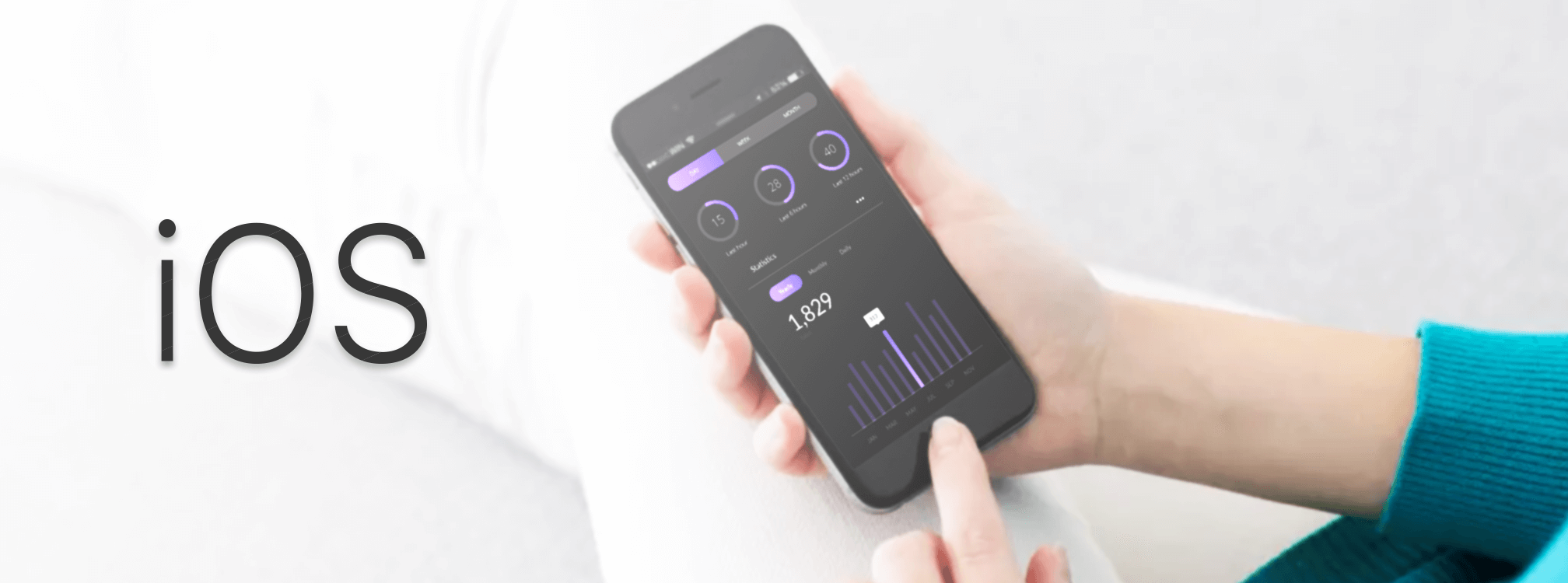 creating interactive charts in ios