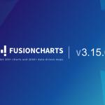 FusionCharts 3.15.0