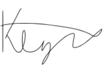 Kegan Blumenthal - Signature