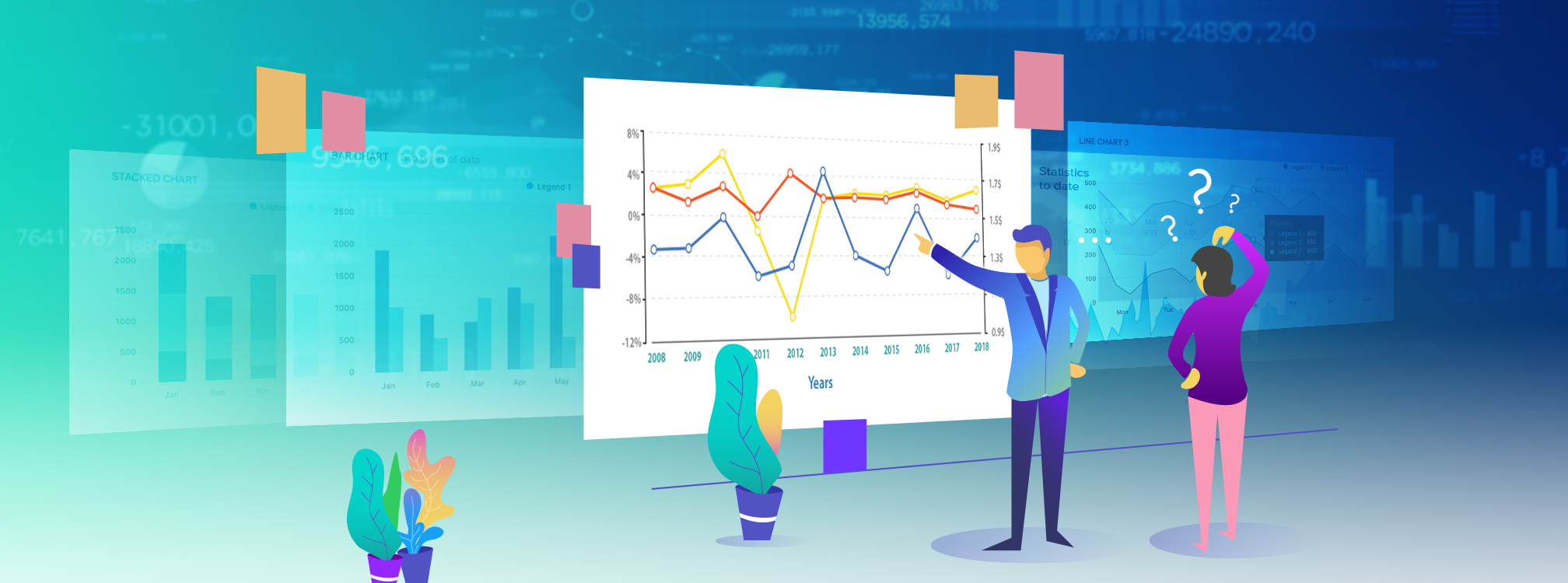 How to Choose the Right Charting Component for Your Application